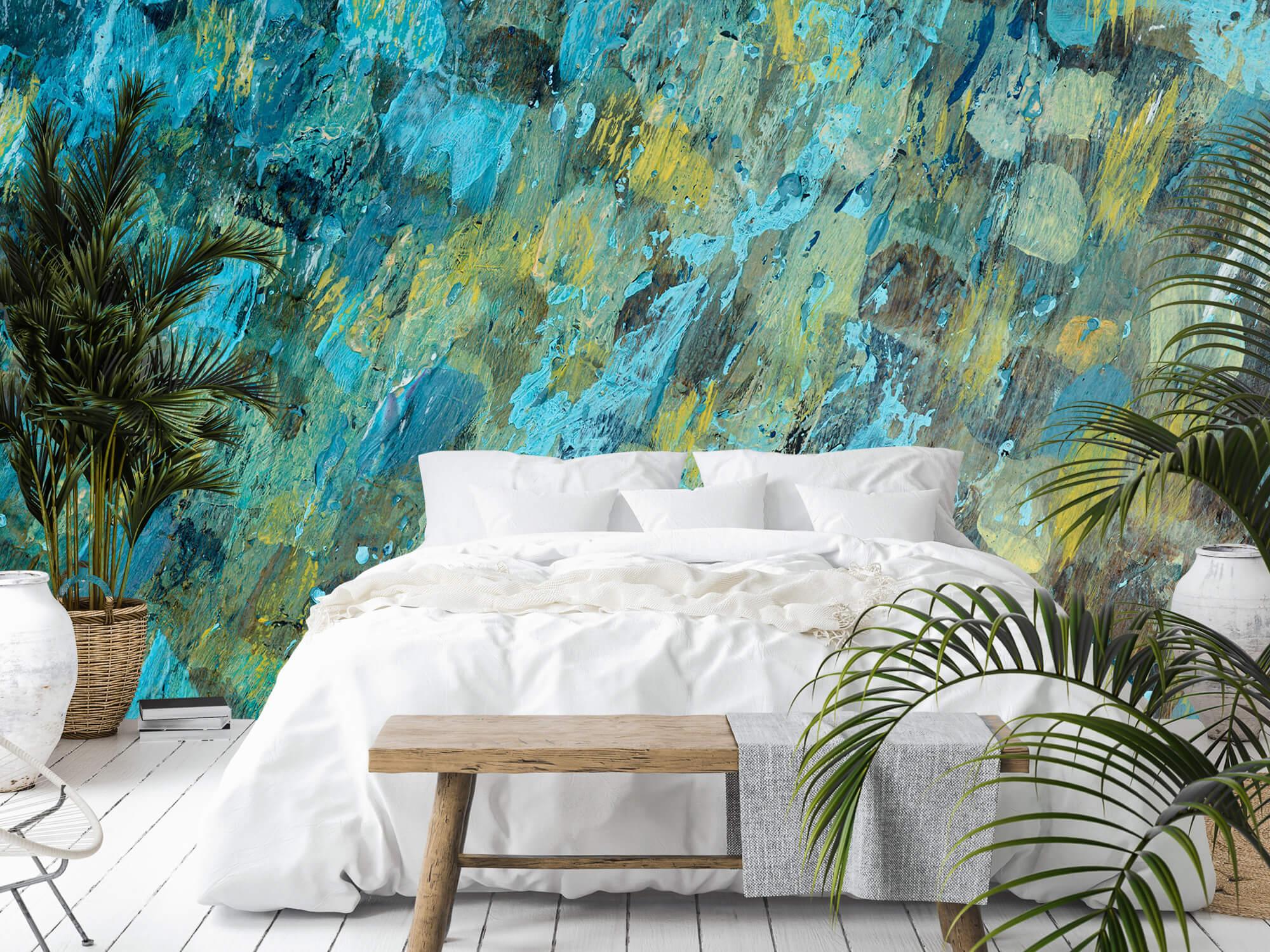 Art Gekleurd abstract 3