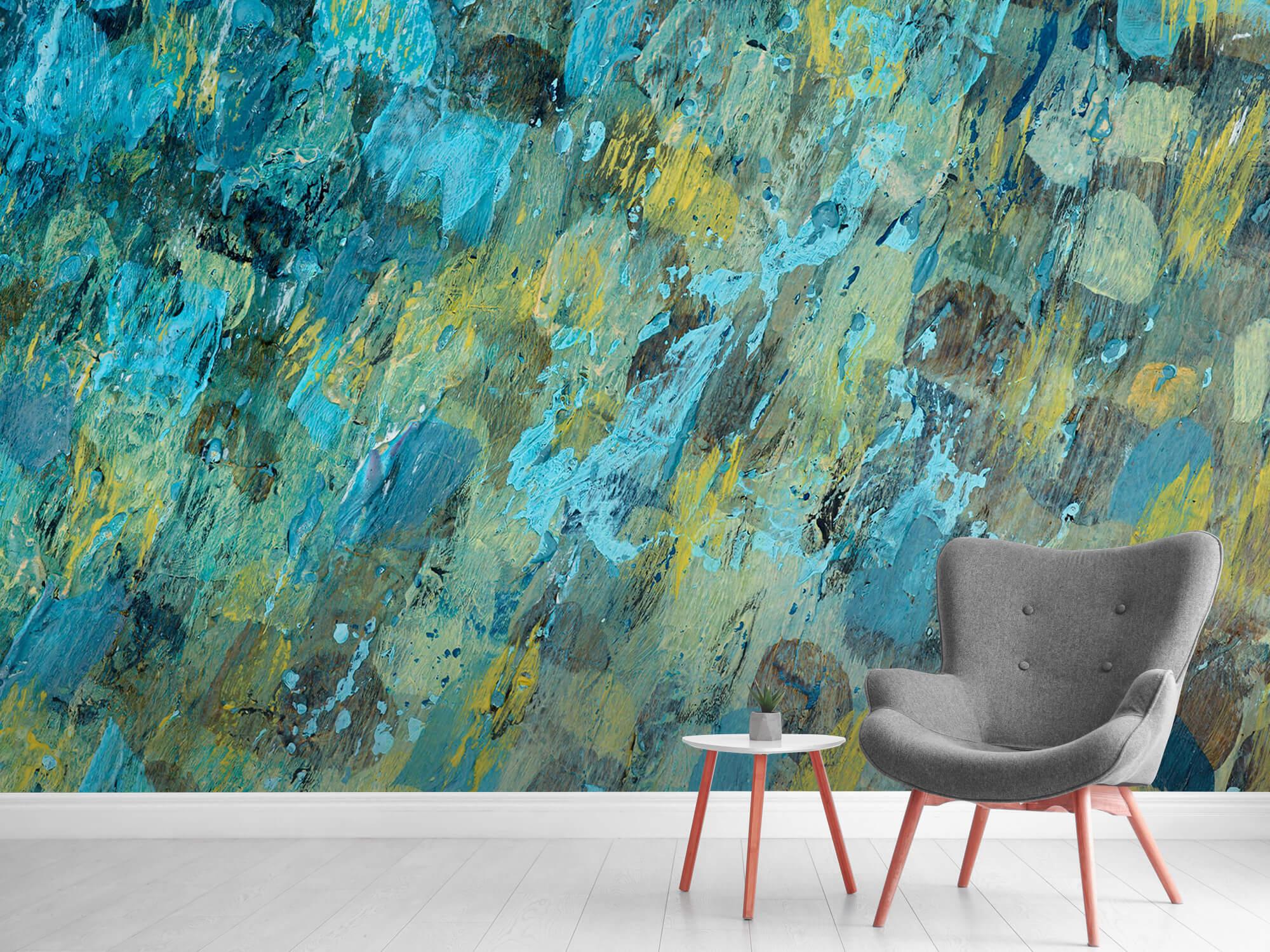 Art Gekleurd abstract 7