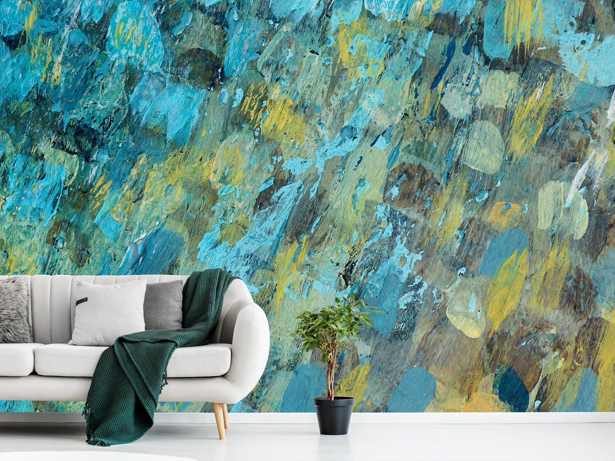 Art Gekleurd abstract 11