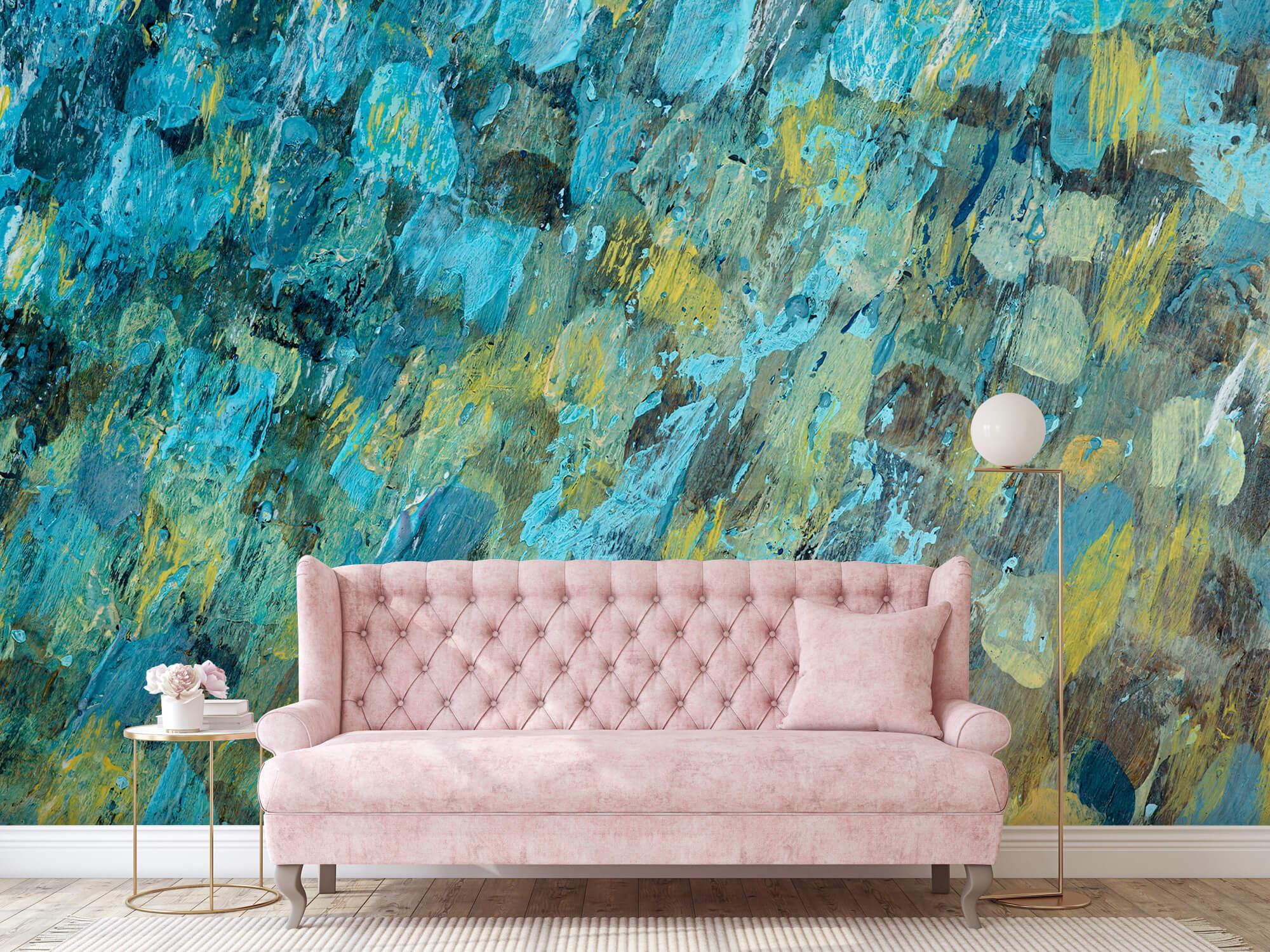 Art Gekleurd abstract 8