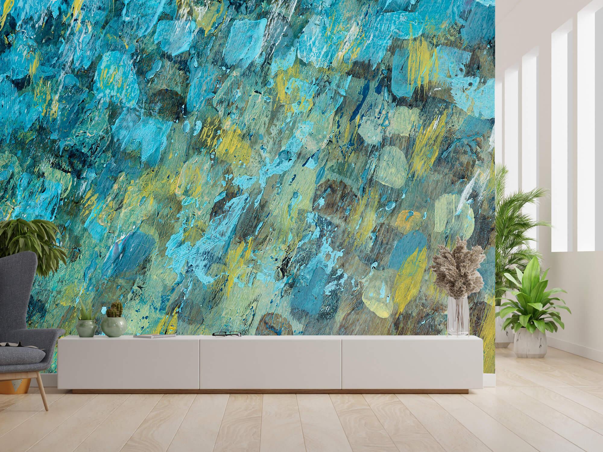 Art Gekleurd abstract 10
