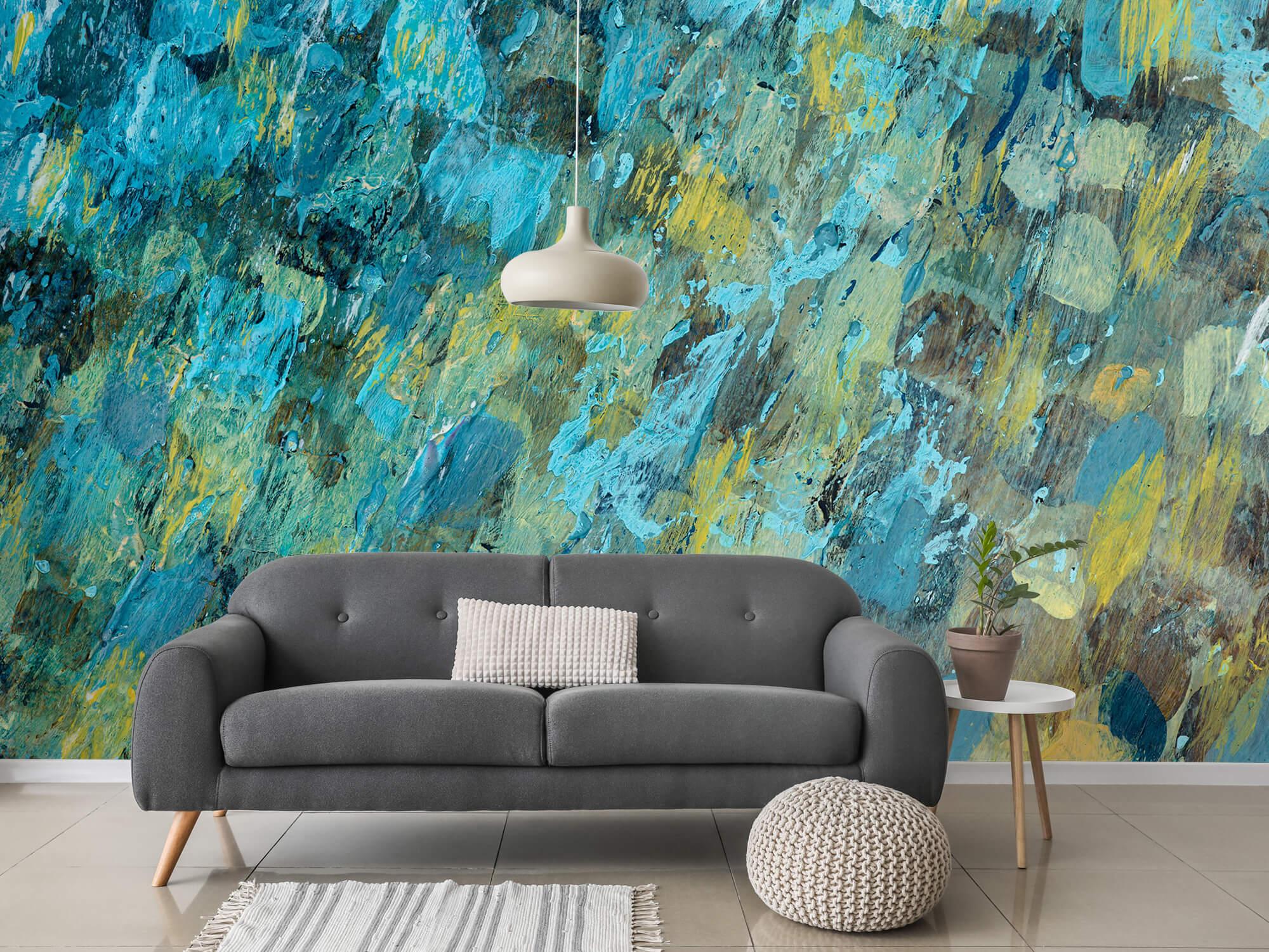 Art Gekleurd abstract 1