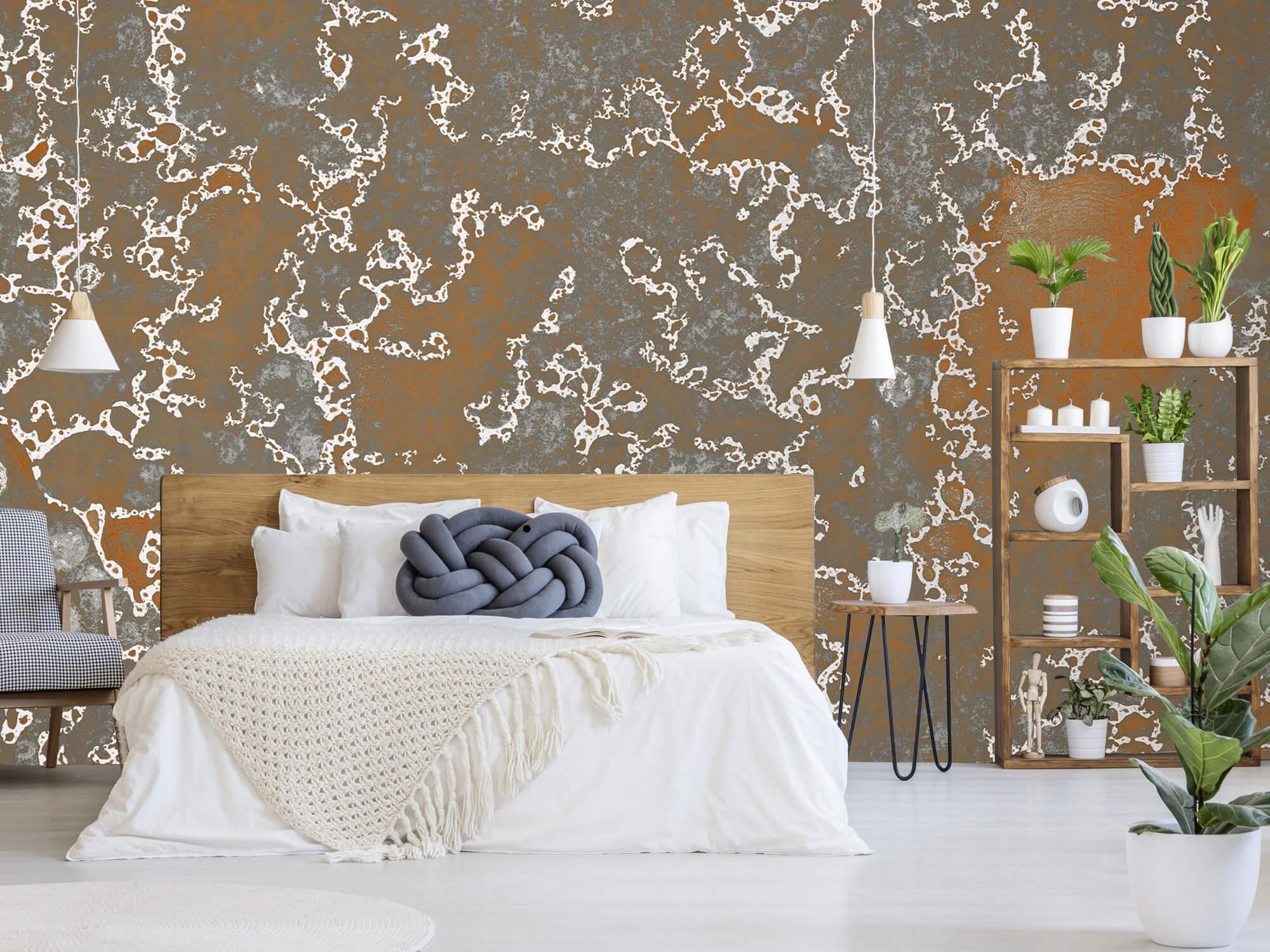 Texturen Staal met roeststructuur 11