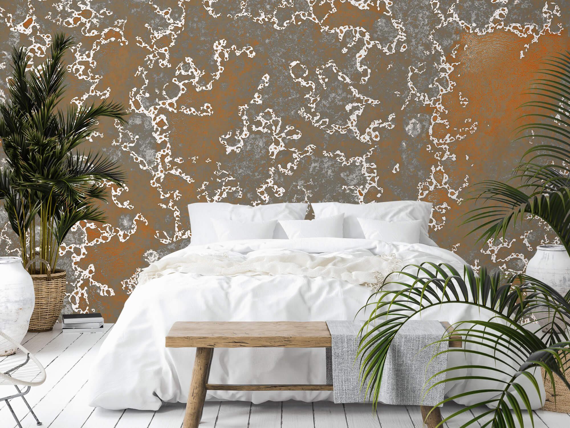 Texturen Staal met roeststructuur 3
