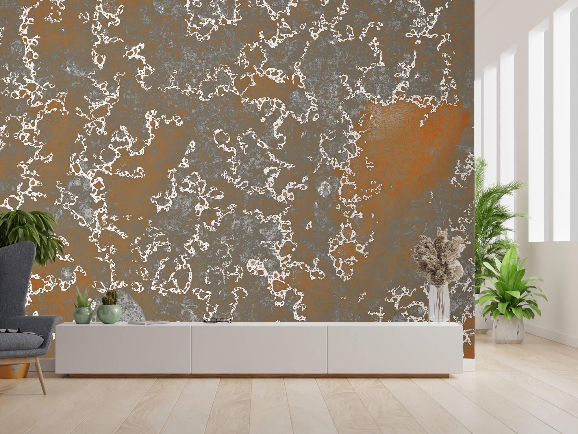 Texturen Staal met roeststructuur 10
