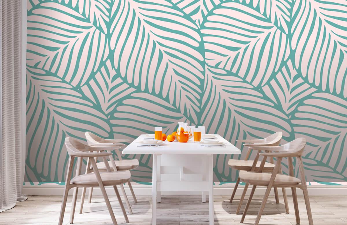 pattern Tropische blaadjes 2
