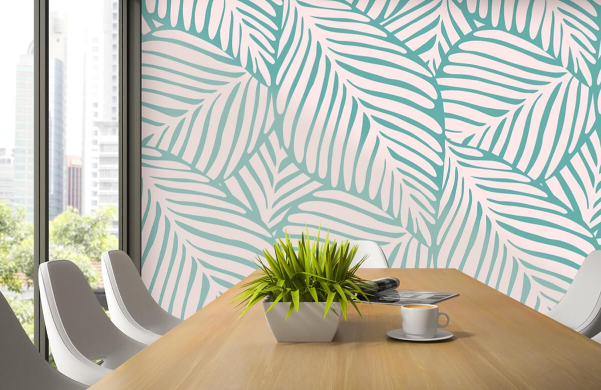 pattern Tropische blaadjes 5