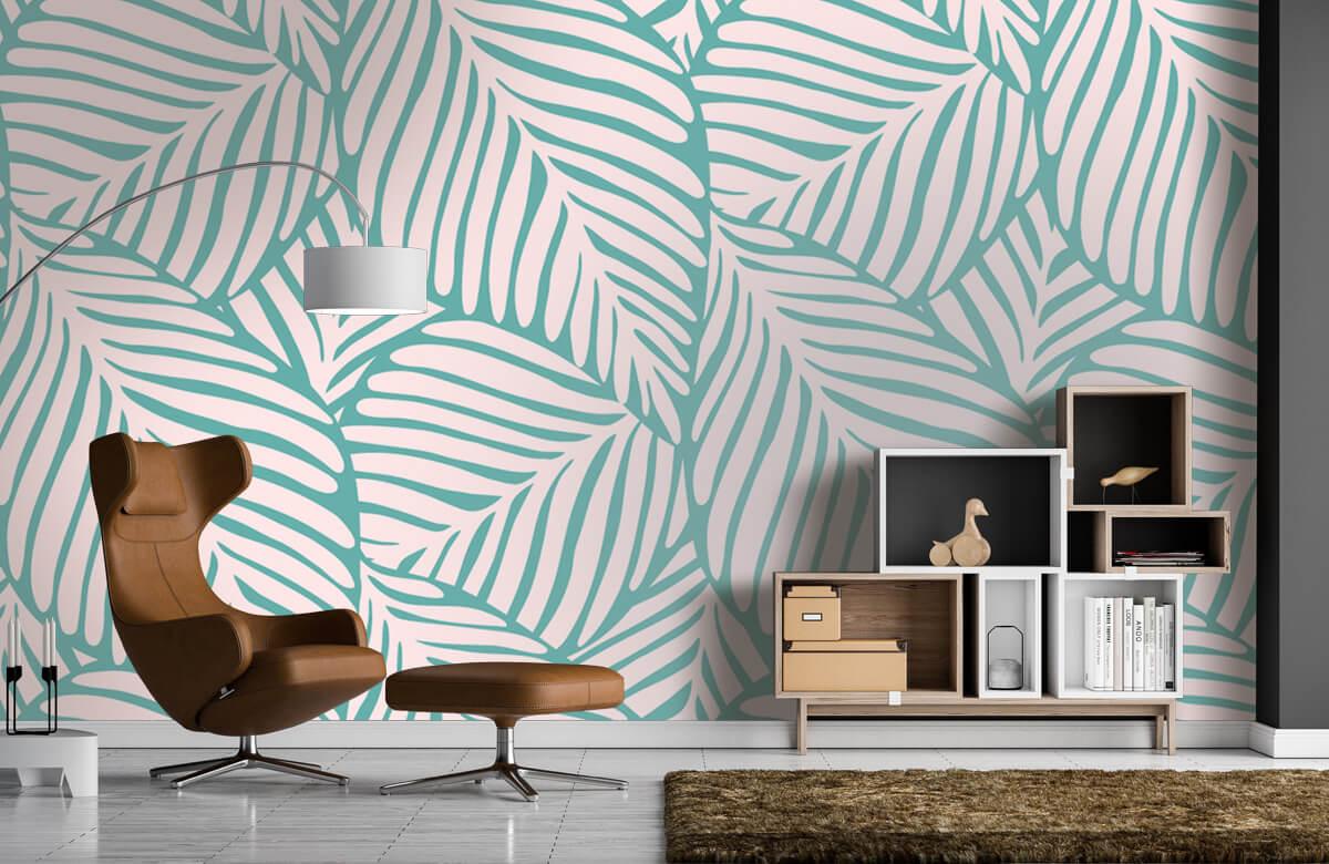 pattern Tropische blaadjes 1