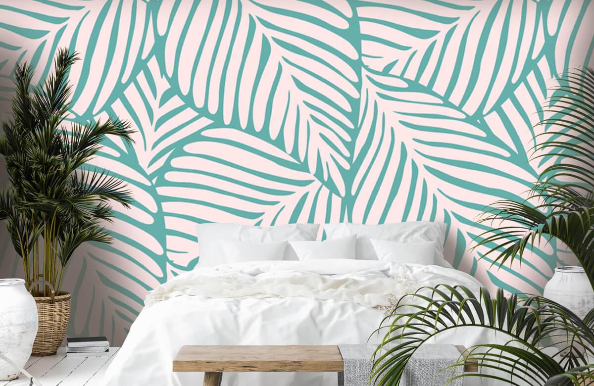 pattern Tropische blaadjes 7