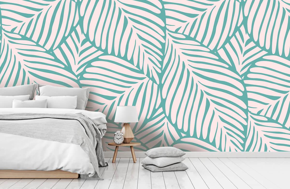pattern Tropische blaadjes 10