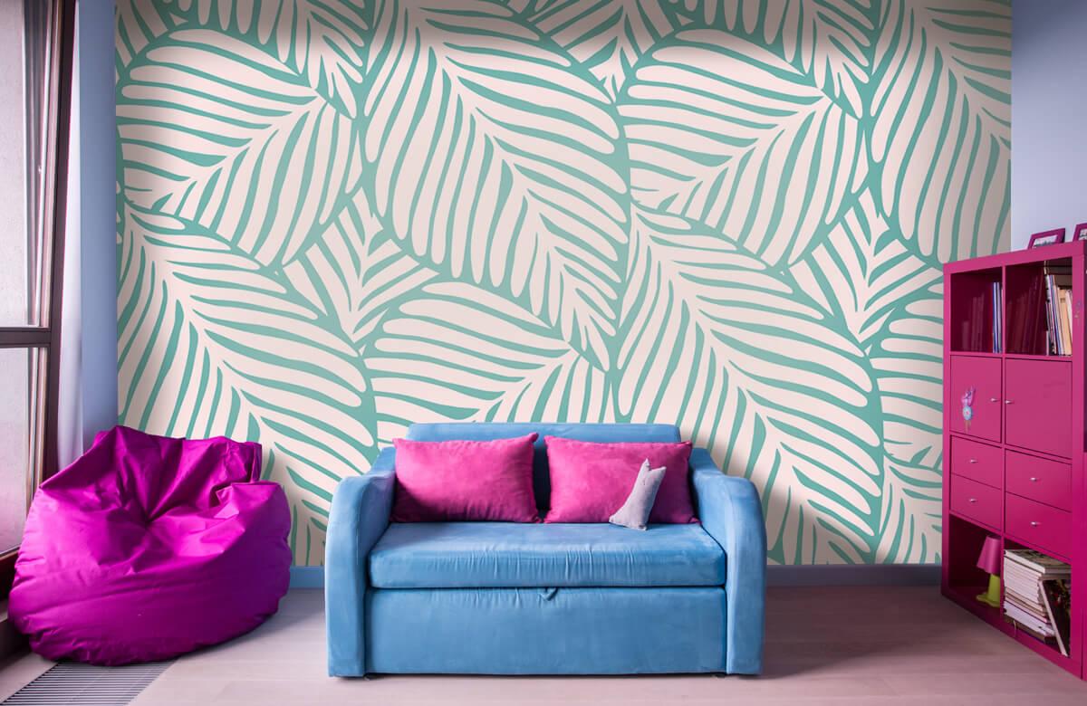 pattern Tropische blaadjes 3