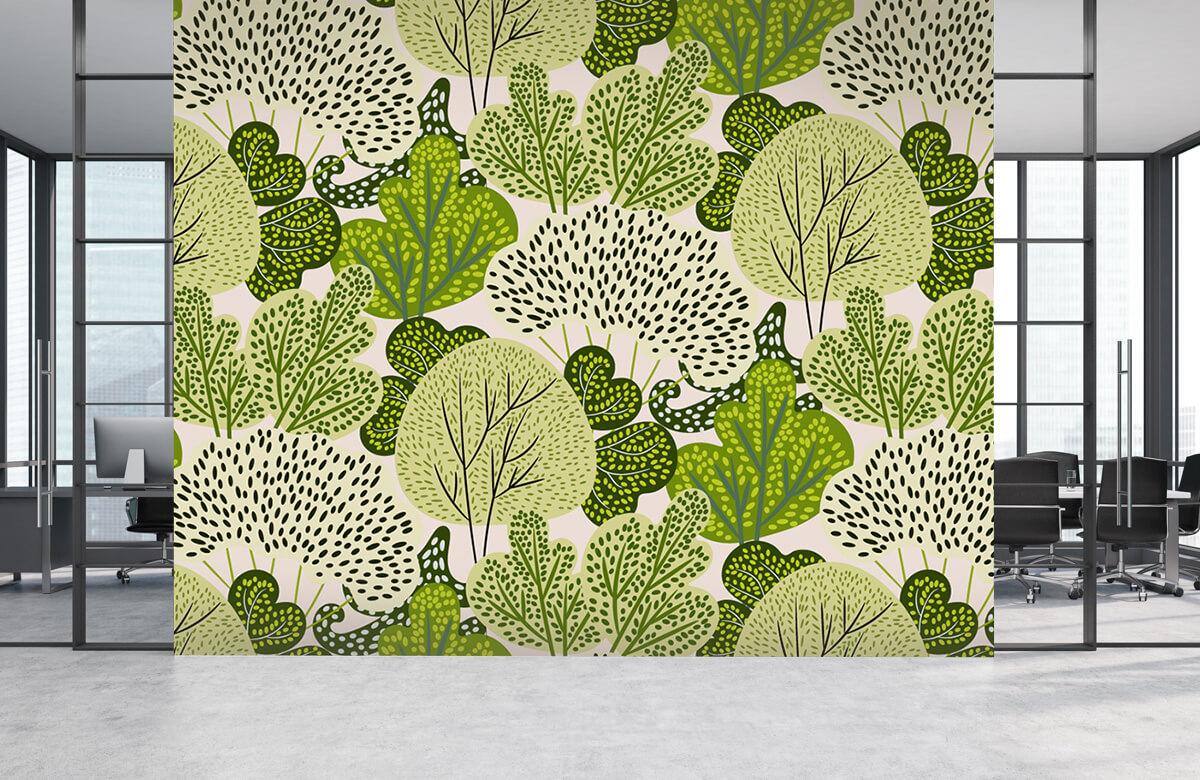 pattern Struiken patroon 3