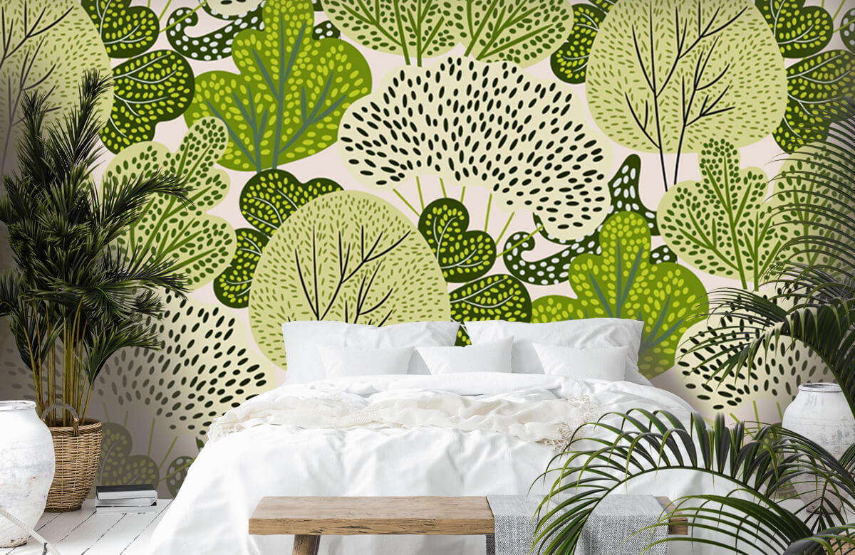 pattern Struiken patroon 1