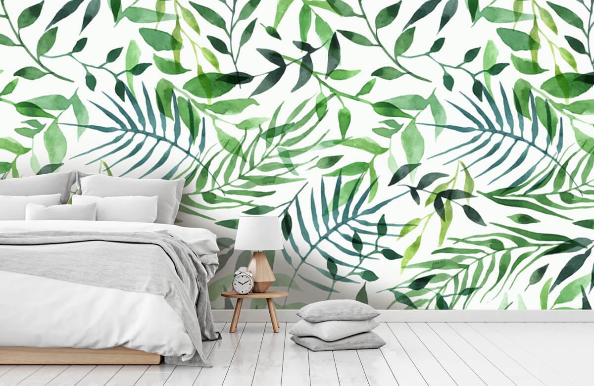 pattern Vrolijk patroon, groen 10