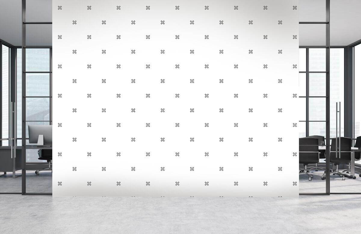 pattern Kruisjes patroon 6