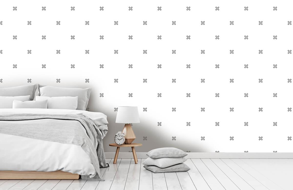 pattern Kruisjes patroon 9