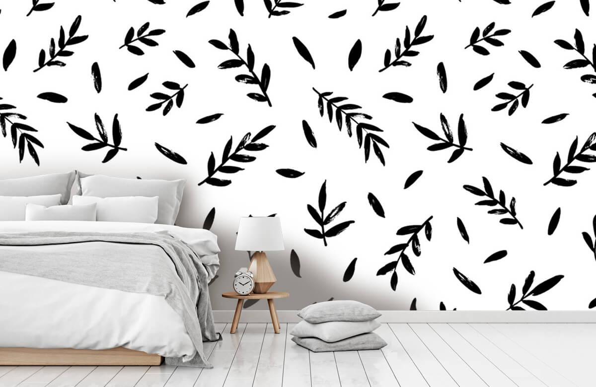 pattern Zwarte takjes 3