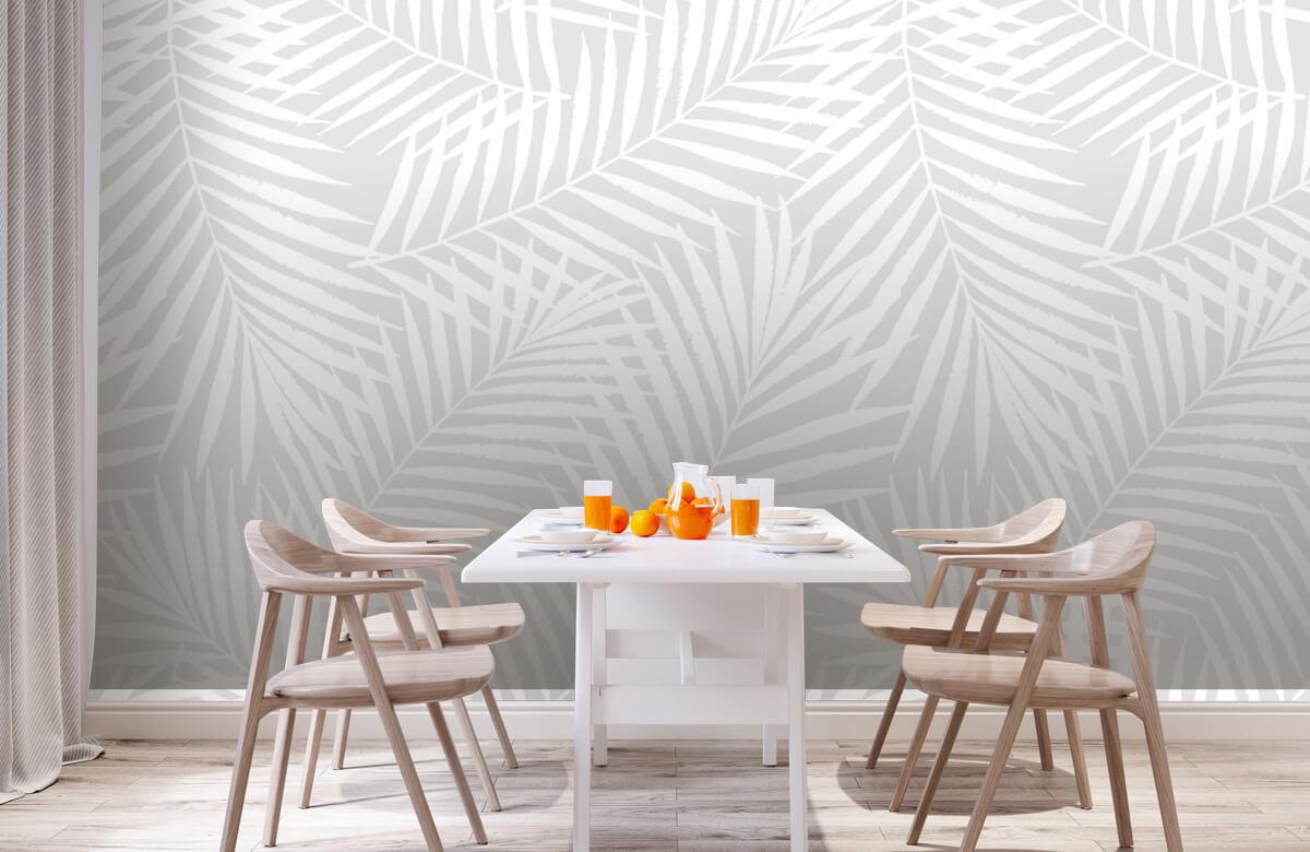 pattern Palmbladeren patroon 2