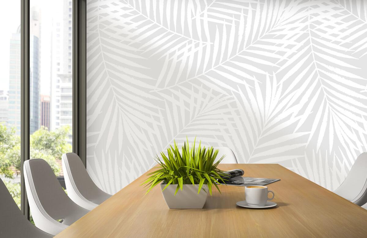 pattern Palmbladeren patroon 4