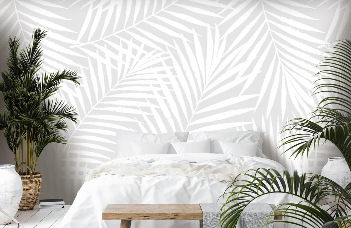 pattern Palmbladeren patroon 1