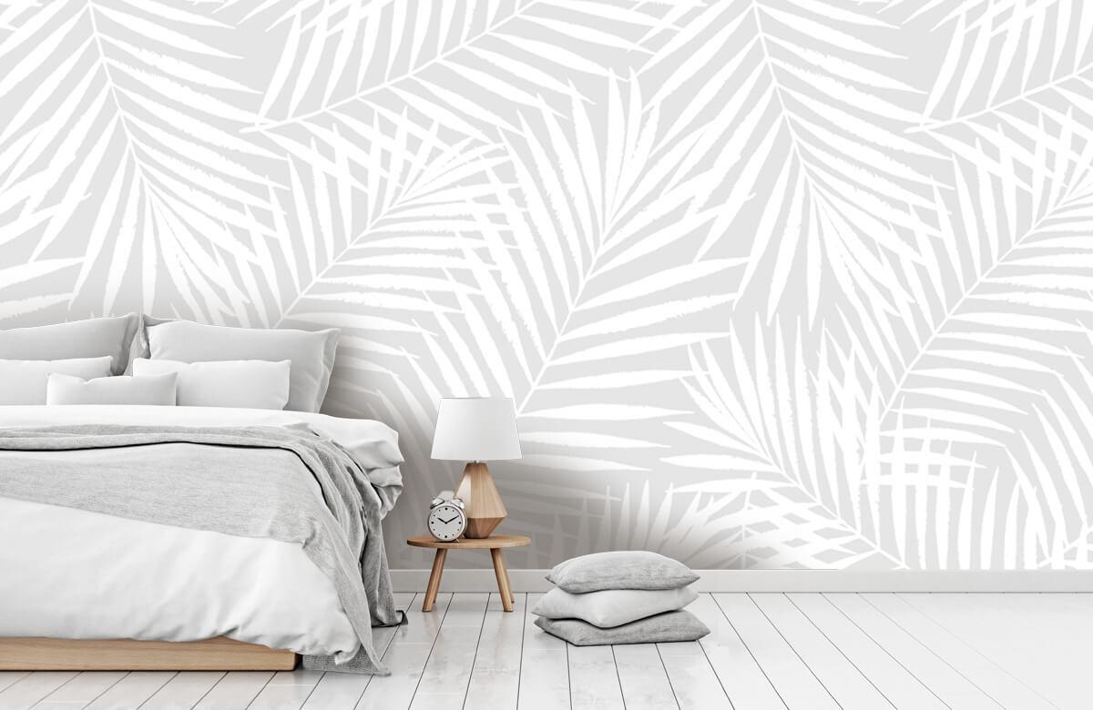 pattern Palmbladeren patroon 3