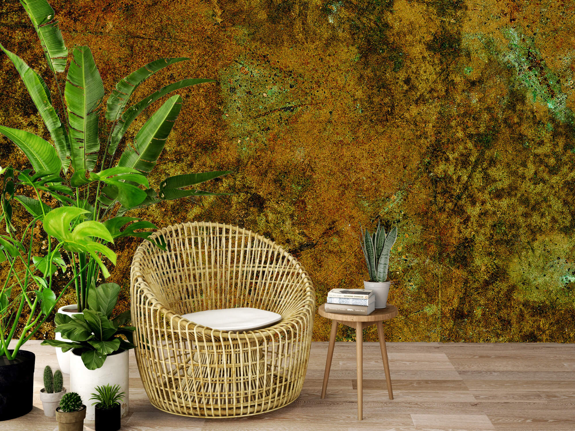 Texturen Structuur groen 8