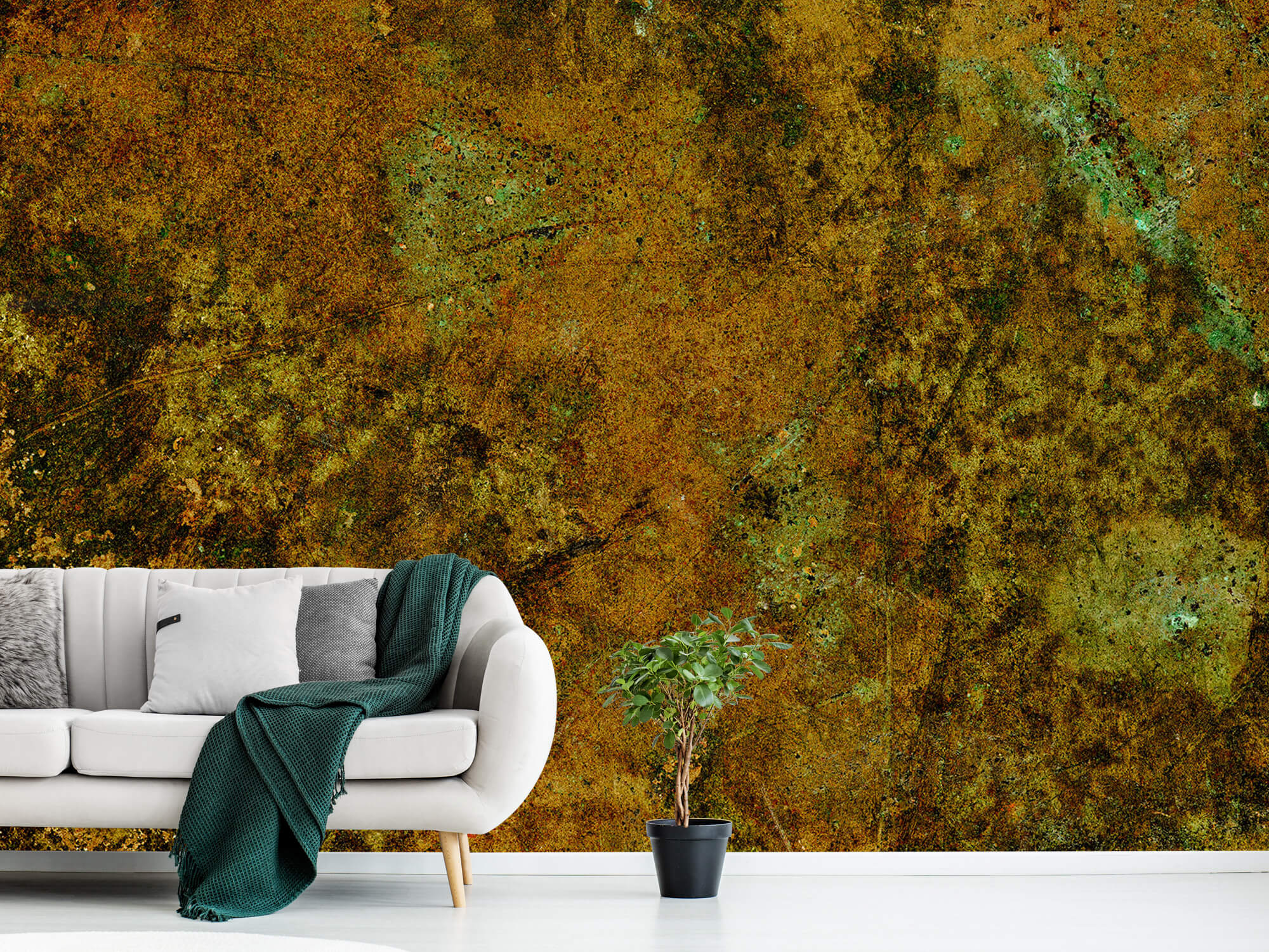 Texturen Structuur groen 11