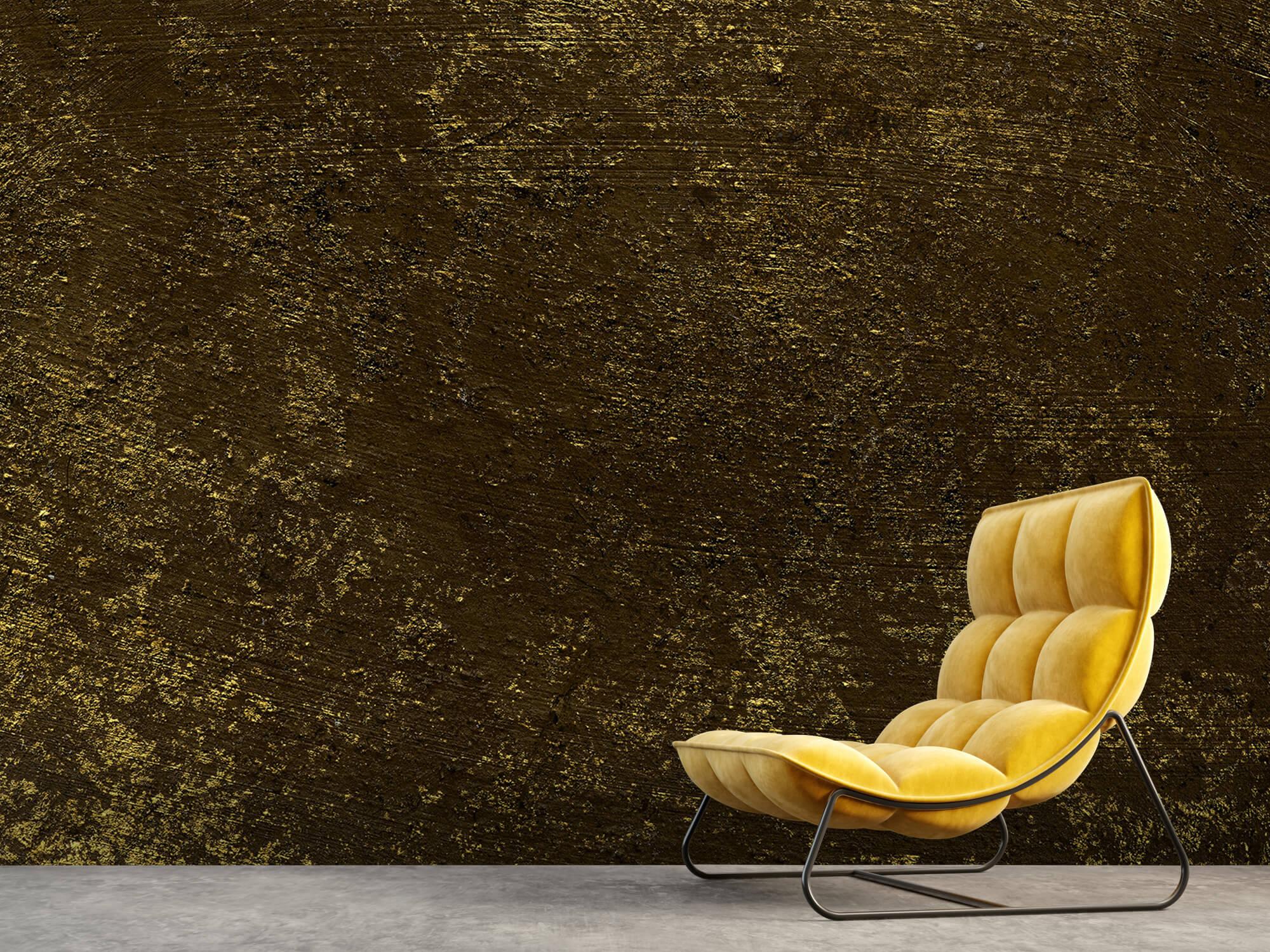 Texturen Gouden oplichtende structuur 10
