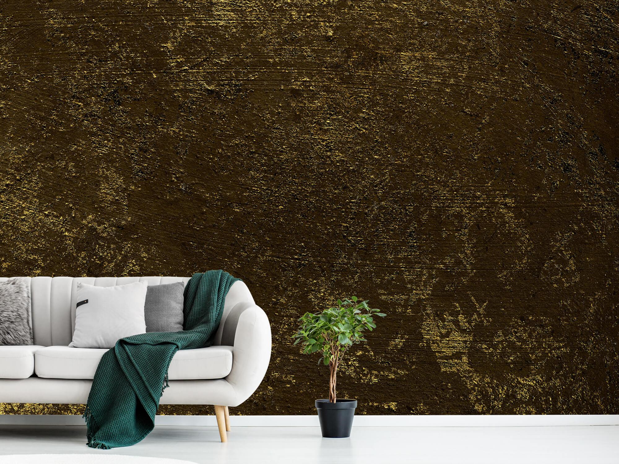 Texturen Gouden oplichtende structuur 3
