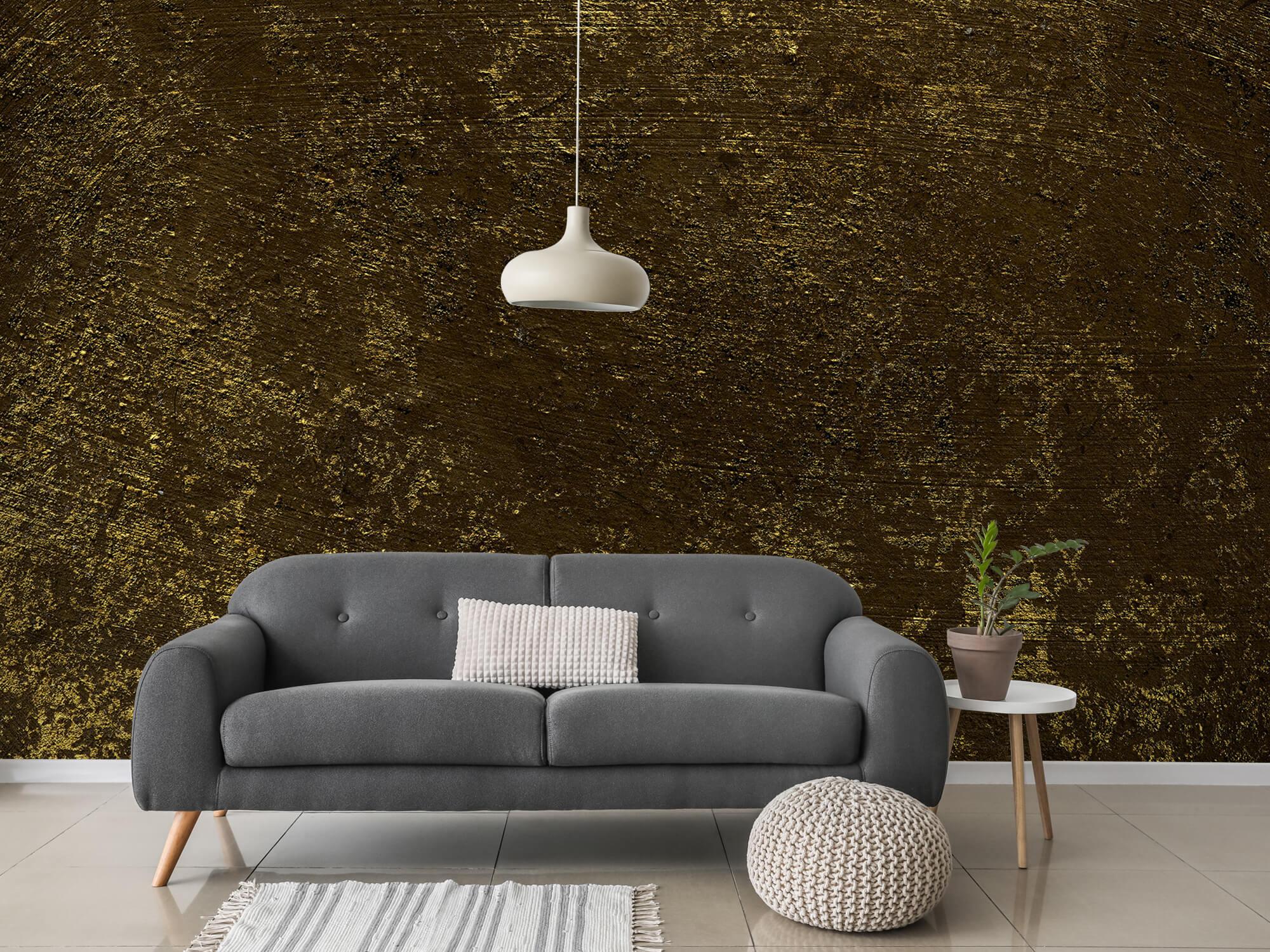 Texturen Gouden oplichtende structuur 11