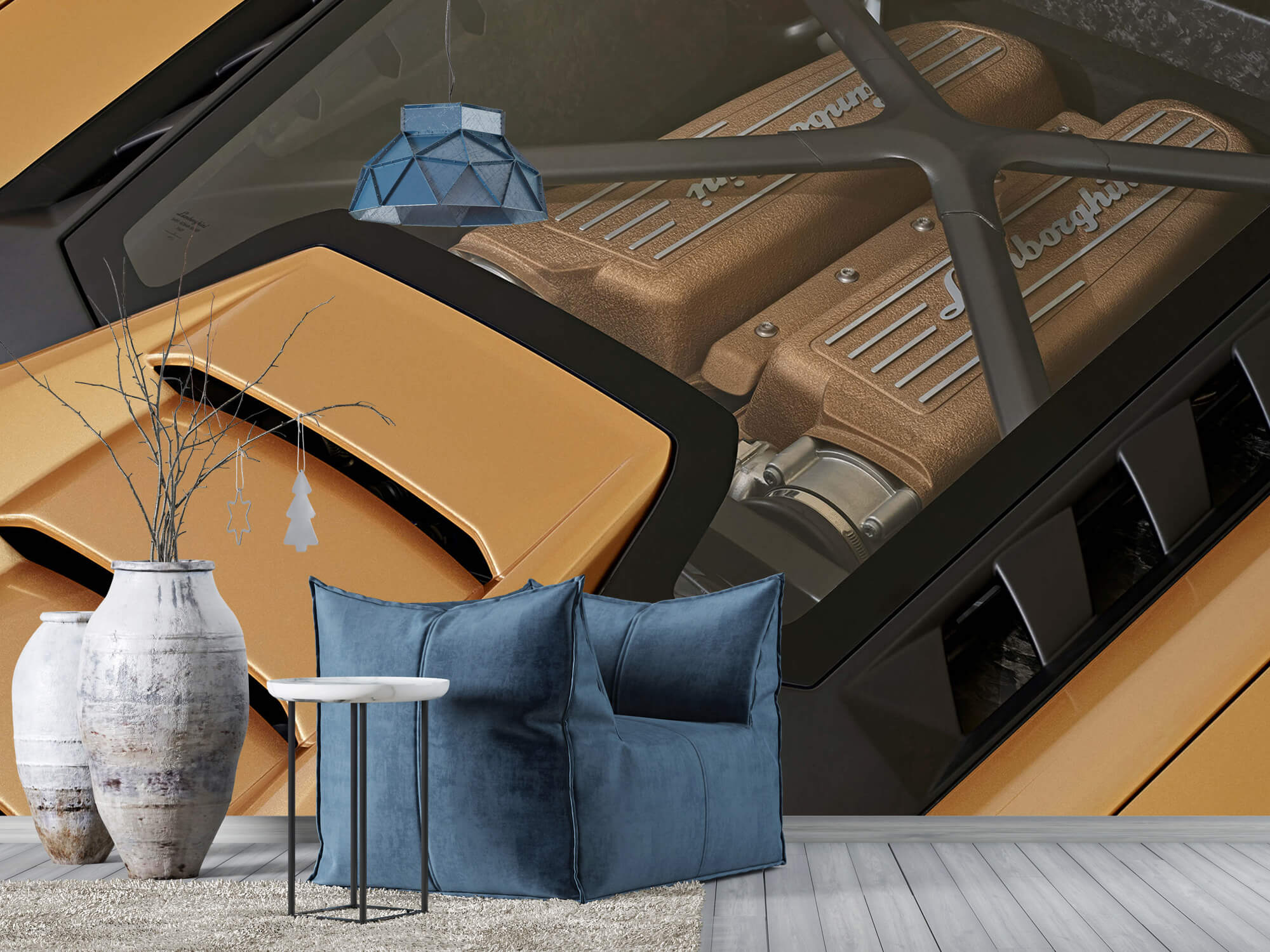 Wallpaper Lamborghini Huracán - Motor 12