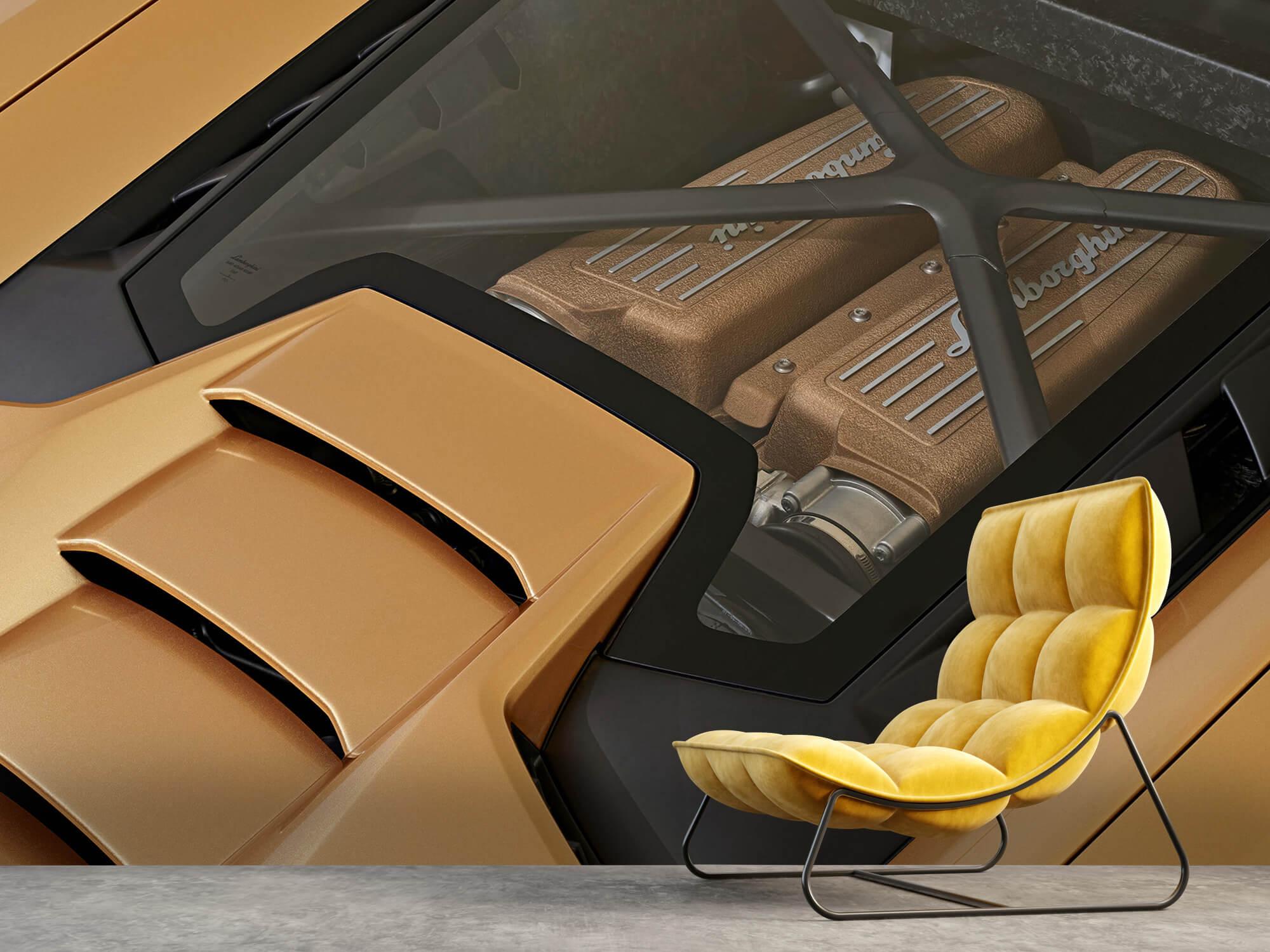Wallpaper Lamborghini Huracán - Motor 8