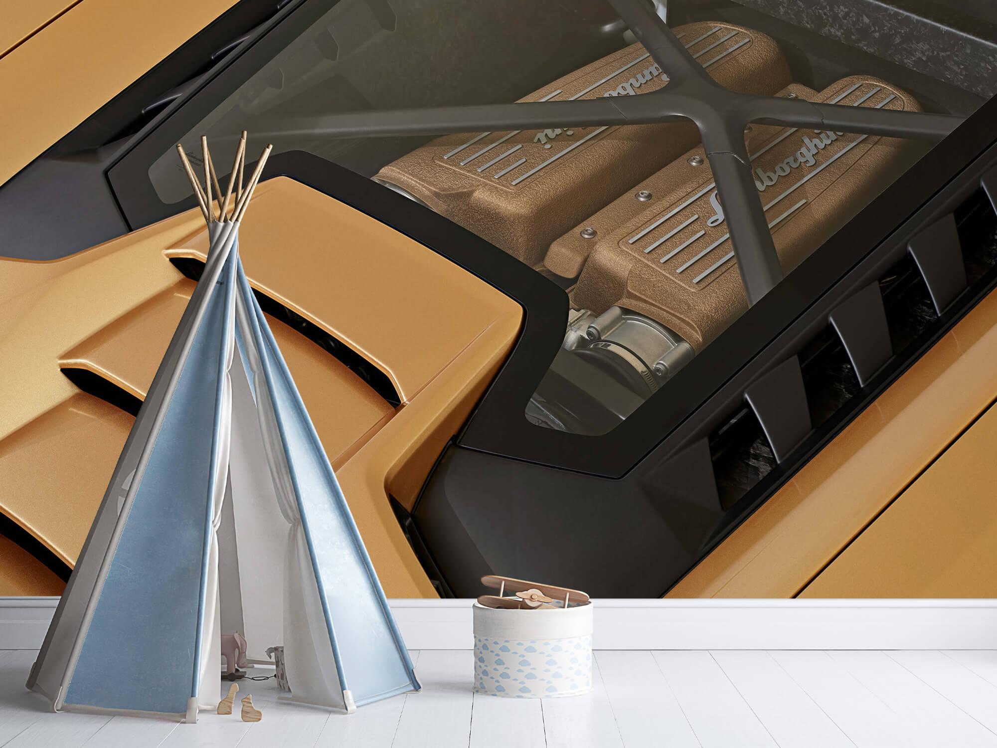 Wallpaper Lamborghini Huracán - Motor 10