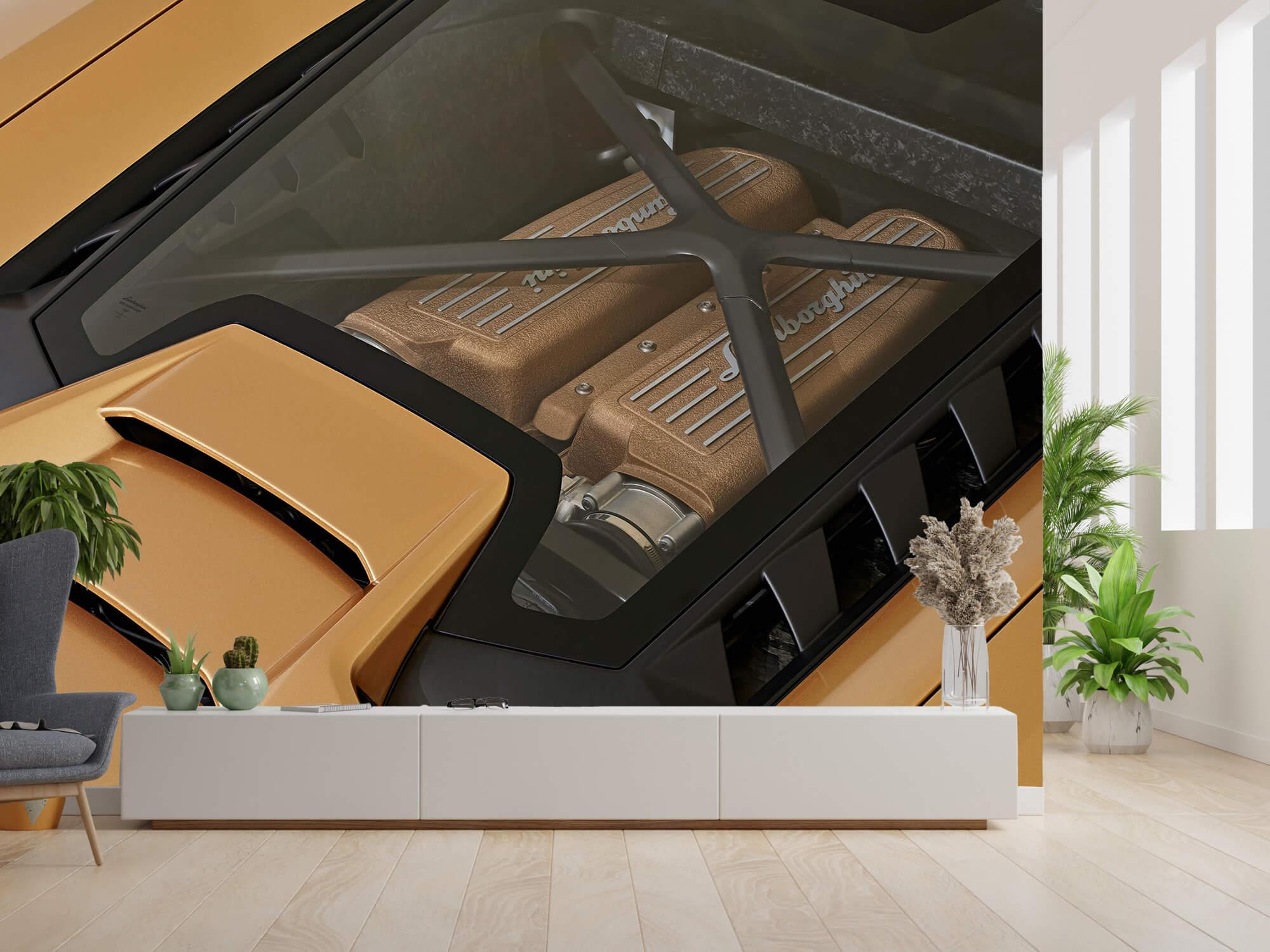 Wallpaper Lamborghini Huracán - Motor 11