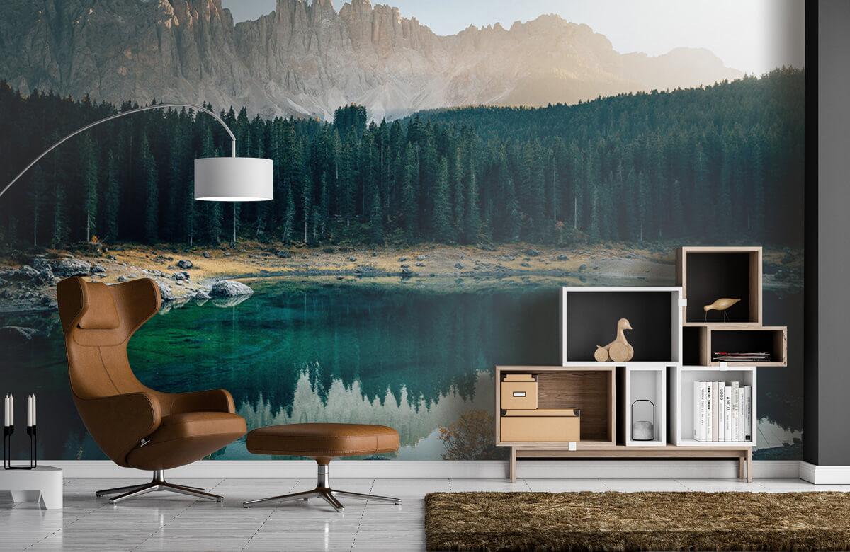 wallpaper De Karersee 6