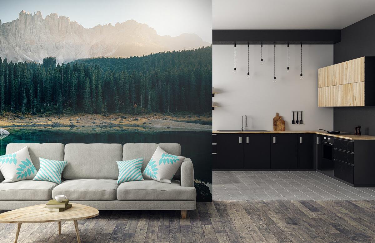 wallpaper De Karersee 3