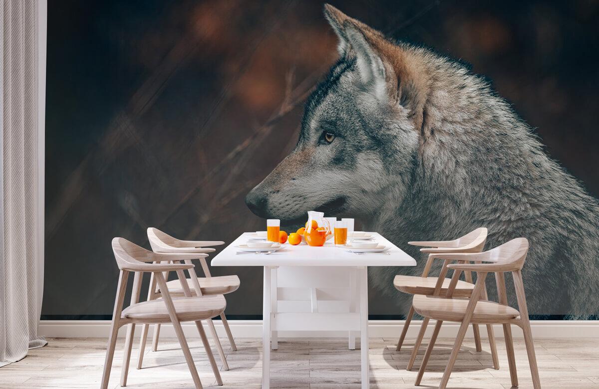 wallpaper Wolf 6