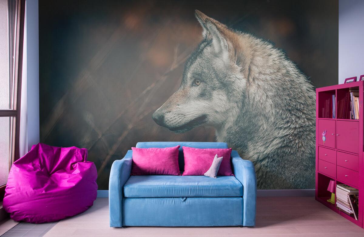wallpaper Wolf 8