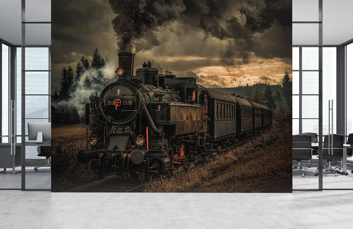 Gold digger train 5