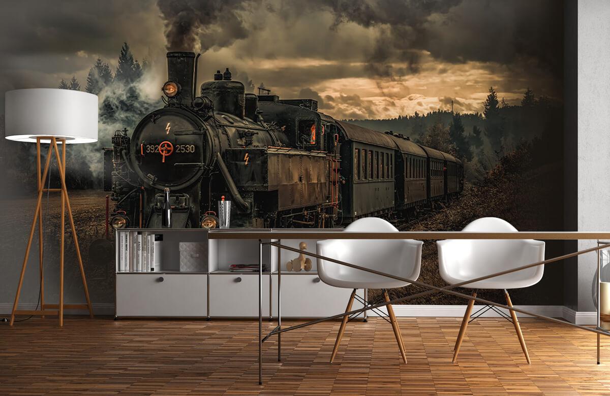 Gold digger train 1
