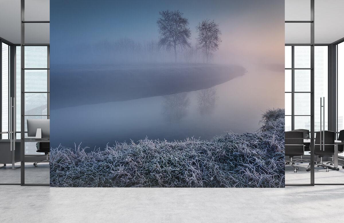 Cold a Bucolic sunrise 6