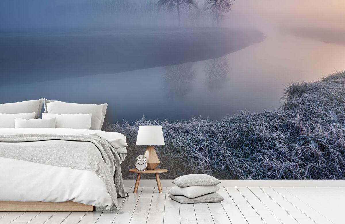Cold a Bucolic sunrise 9