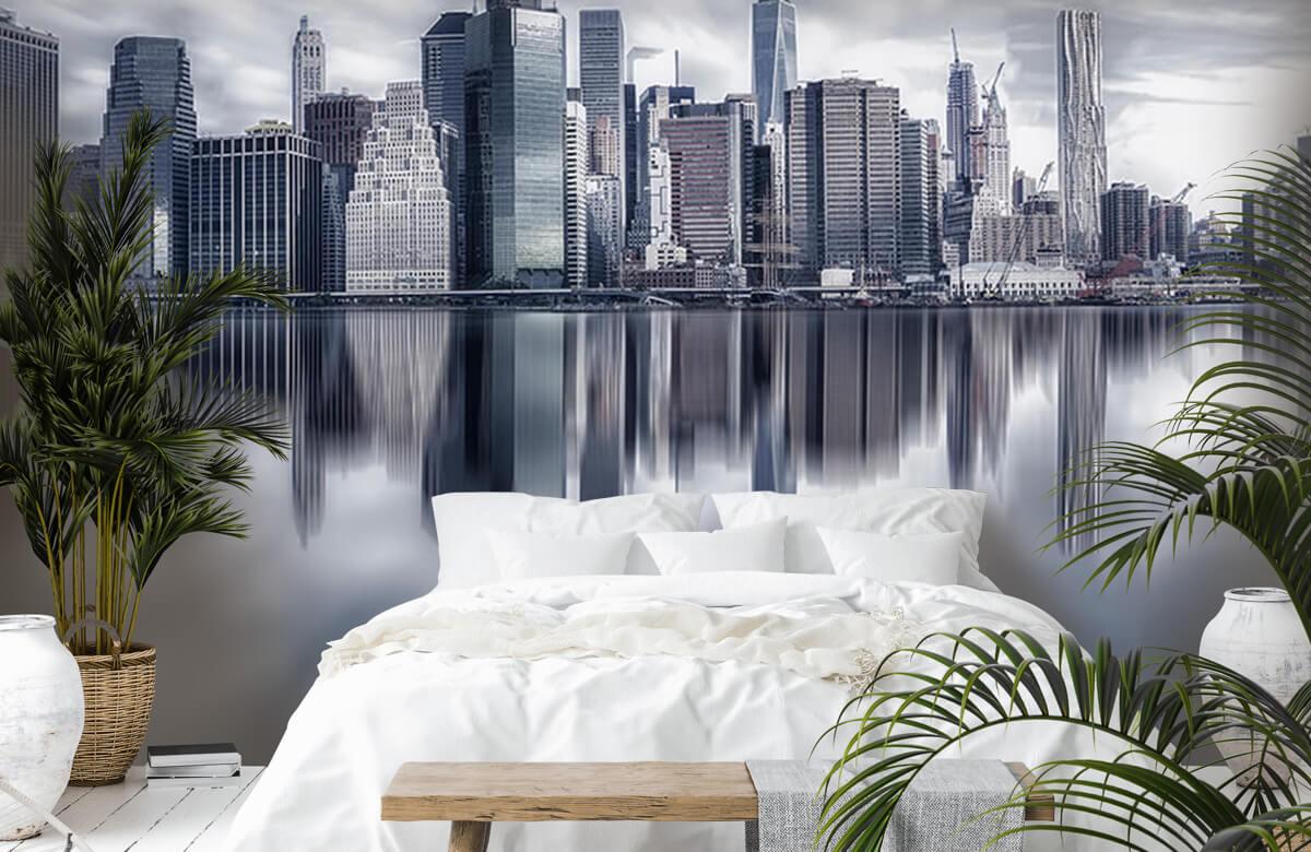 Manhattan Reflection 8