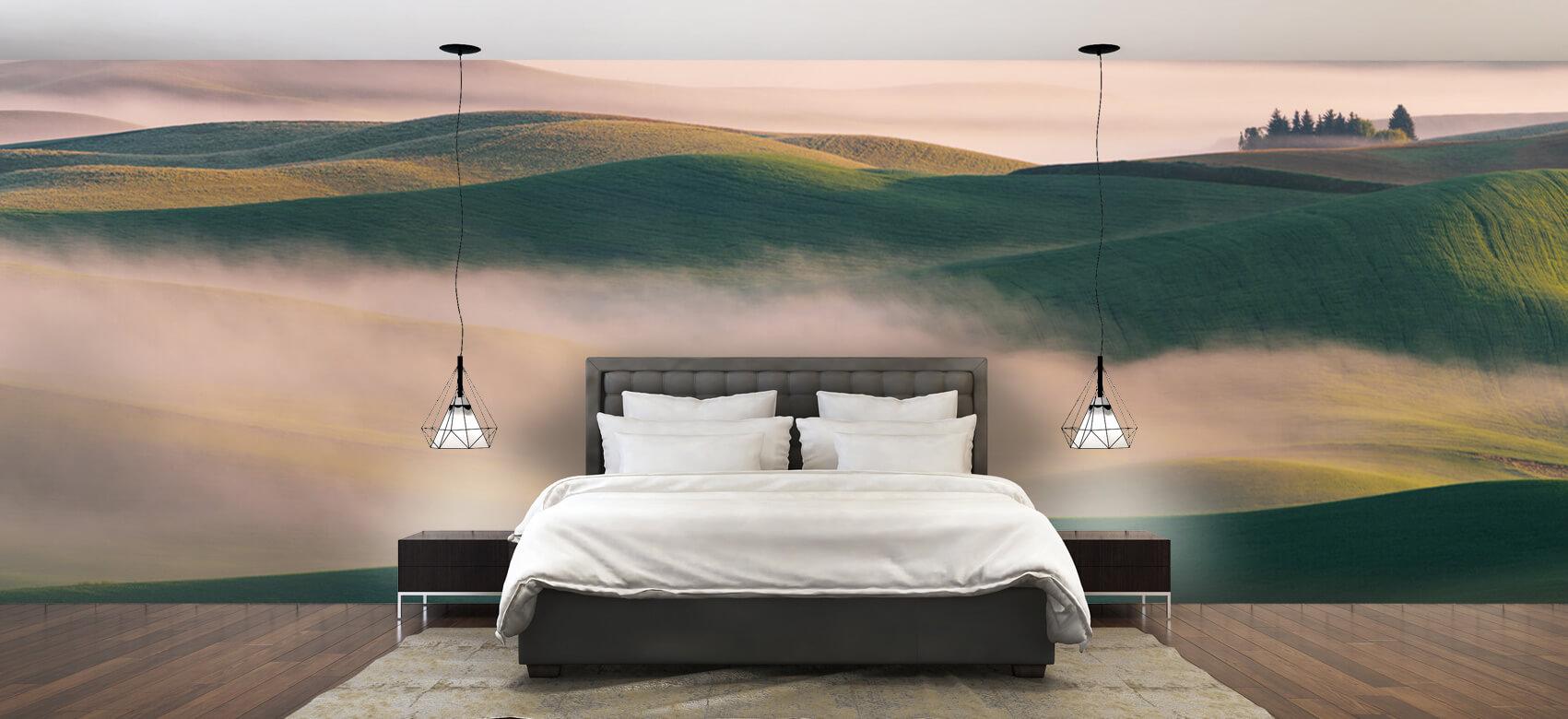 Dream Land in Morning Mist 1