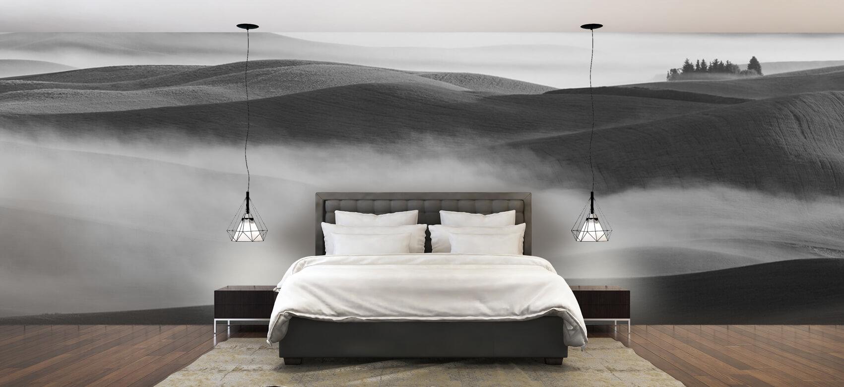 Dream Land in Morning Mist 2