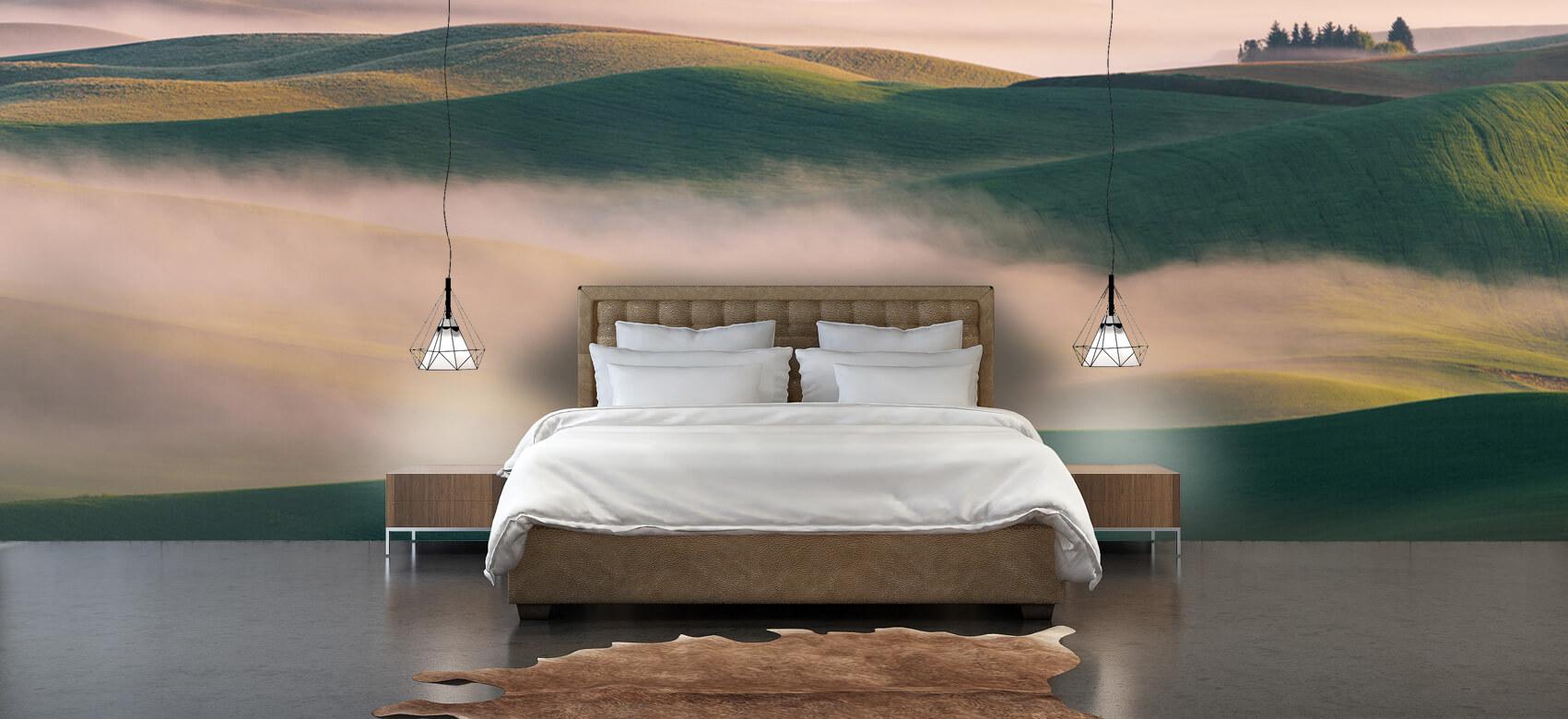 Dream Land in Morning Mist 3