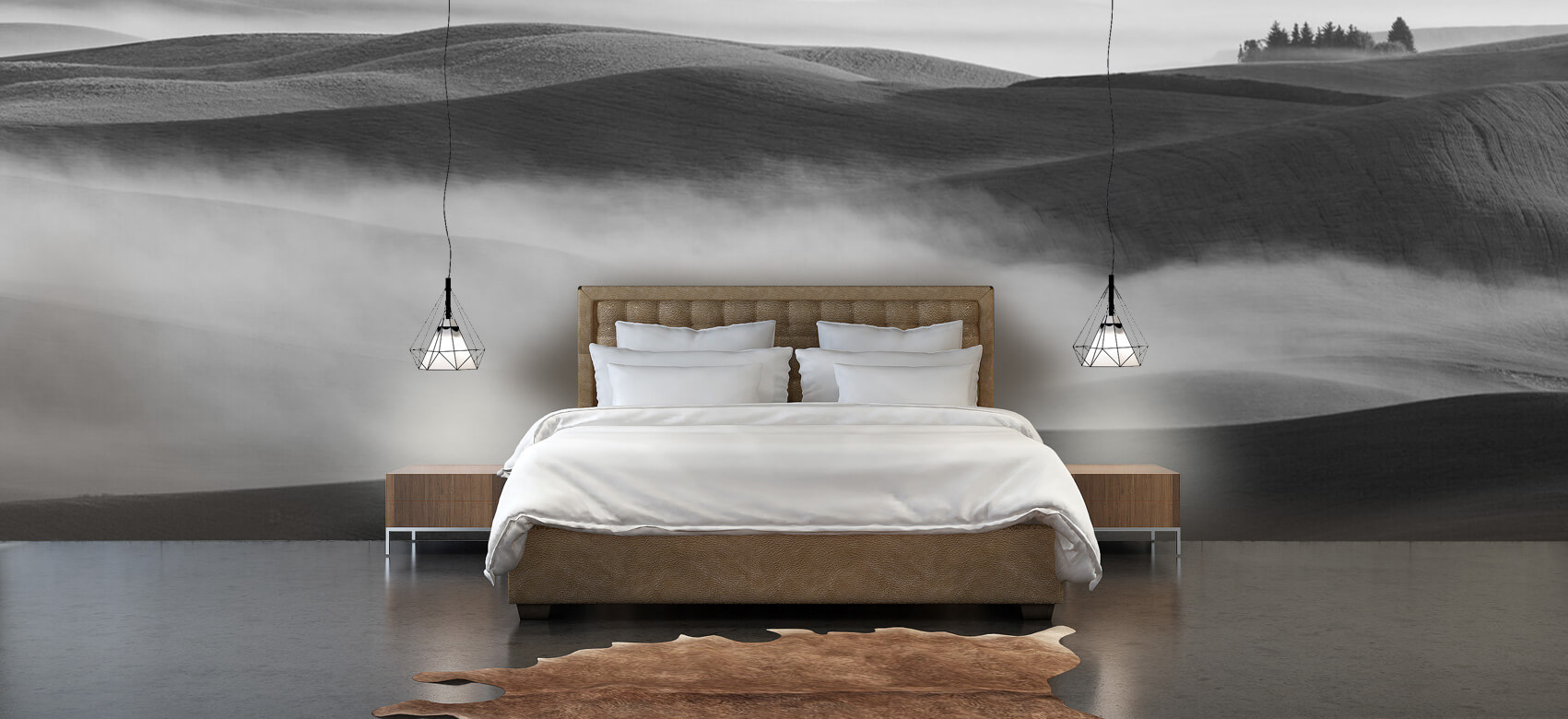Dream Land in Morning Mist 4