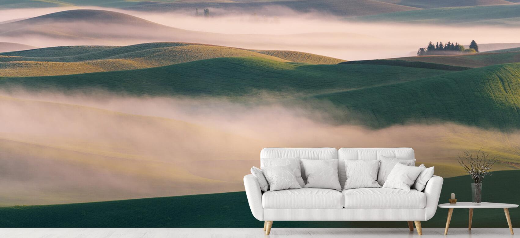 Dream Land in Morning Mist 5