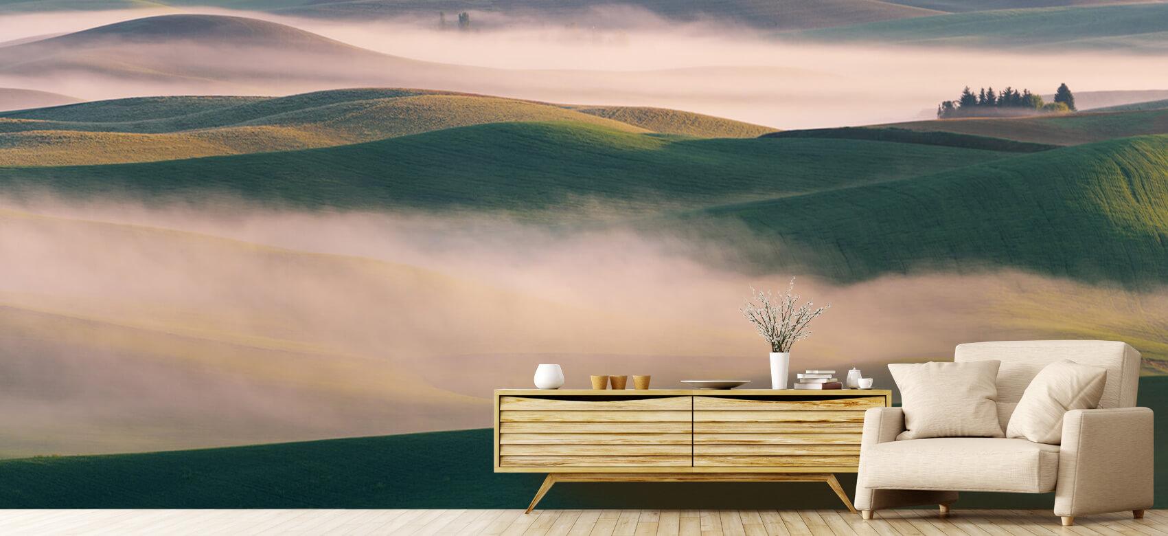 Dream Land in Morning Mist 6