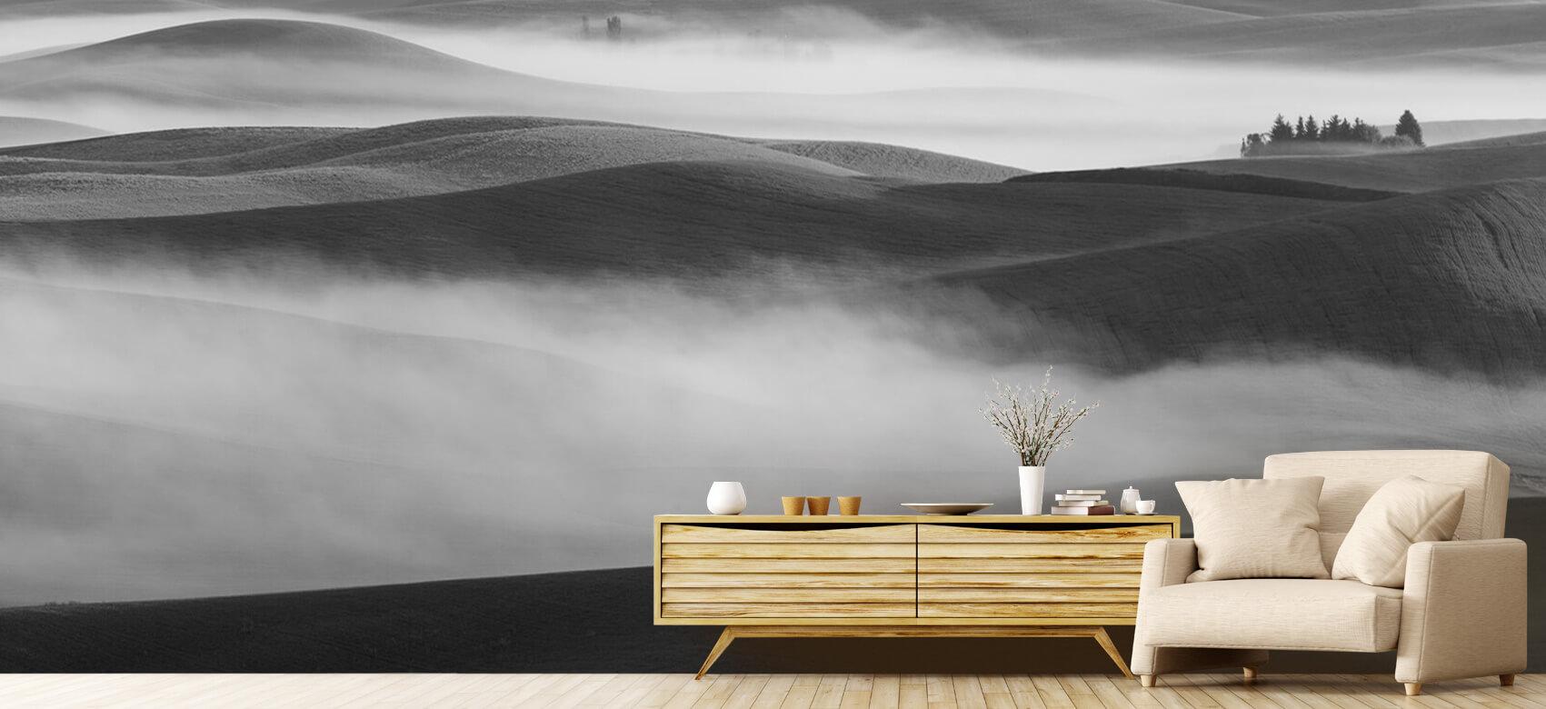 Dream Land in Morning Mist 7